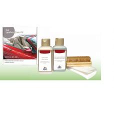 Profesionální sada pro čištění a ochranu koženého čalounění automobilů