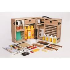 Servisní kufr pro podlahy a kuchyně - vylepšená verze velkého servisního kufru