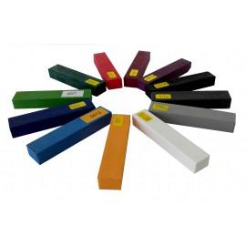 Opravné tavné tvrdé voskové tmely v barvách RAL