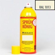 RAL 1013 - Opravné barvy na lak a práškový lak, komaxit