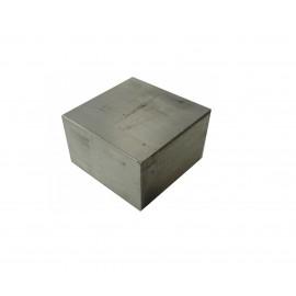 Chladiaca hliníková kocka