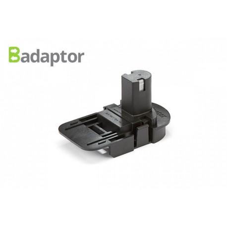 Adaptér-redukce nářadí RYOBI na aku baterii BOSCH 18V