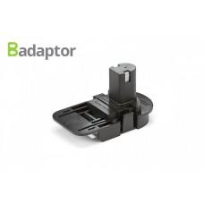 Adaptér-redukcia náradia RYOBI na aku batérii BOSCH 18V