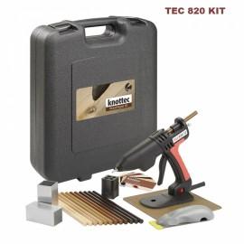 Servisní kufr 820 KIT na suky a praskliny ve dřevě