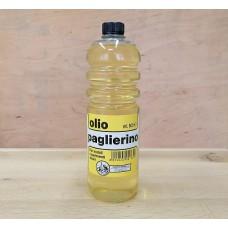 Žltkastý brúsny napúšťací olej na drevo