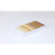 Opravný měkký voskový tmel světlé dřeviny