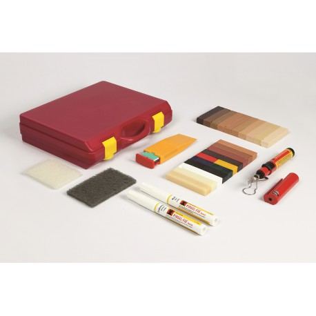 Servisní kufr pro podlahy a kuchyně - servisní kufr menší velikosti