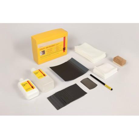 Servisní set pro bílé PVC profily Kö 657 700