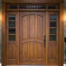 Oprava dřevěných dveří