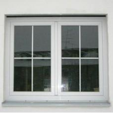Oprava bielych plastových okien
