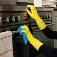 Čištění a leštění povchů v kuchyni